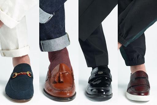 giày loafer cho nam