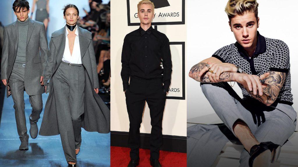 quần ống đứng thời trang nam